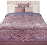 Etro Marna Quilted Bedspread - 270x270cm - Purple