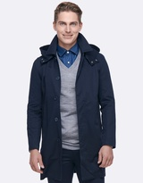 Randy Navy Trench Coat