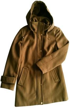 Ellen Tracy Camel Wool Coat for Women