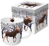 PPD Winter Moose Mug