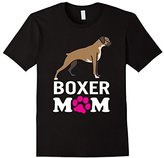 Love Boxer Dog Mom Funny T-Shirt Gift