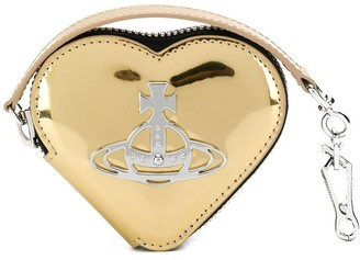 Vivienne Westwood Heart Shaped Coin Purse