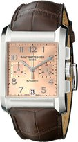 Baume & Mercier Baume Mercier Men's A10031 Hampton Analog Display Swiss Automatic Watch