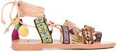 Mabu 'Alkidameia' boho sandals