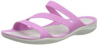 Crocs Swiftwater Sandal Women Open Toe,8 (41/42 EU)