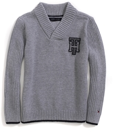 Tommy Hilfiger Th Shawl Collar Sweater