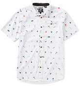 O'Neill Grilled Short-Sleeve BBQ Shirt