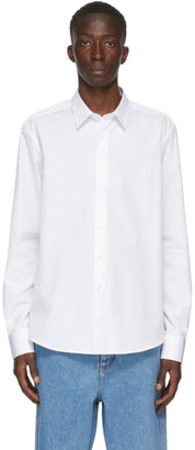 Lanvin White Fitted Shirt