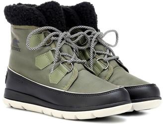 Sorel Explorer Carnival rubber boots