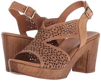 Eric Michael Laser (Tobacco) Women's Shoes