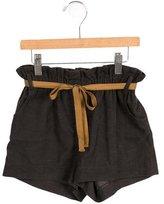 Bonpoint Girls' Corduroy Shorts