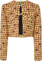 Jonathan Cohen The Geo Cropped Jacket