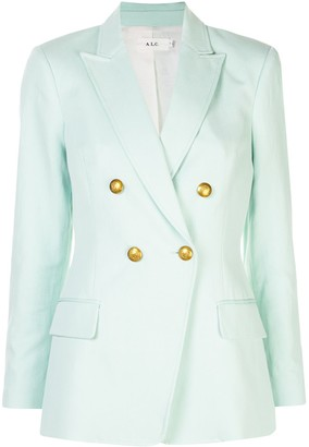 A.L.C. Double Breasted Blazer