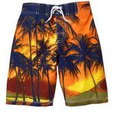 Gymboree Island Board Shorts
