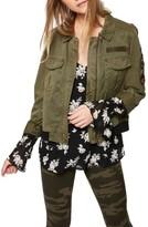 Sanctuary Women's Military Bomber Jacket