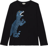 Paul Smith Parry dinosaur cotton T-shirt 4-14 years