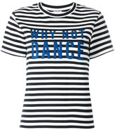 Paul Smith striped T-shirt - women - Cotton/Polyamide/Spandex/Elastane - S