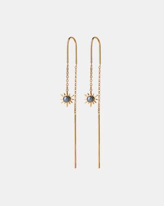Karen Walker Temptation Thread Earrings