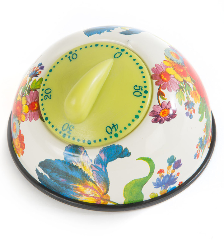 Thumbnail for your product : Mackenzie Childs Flower Market Kitchen Timer