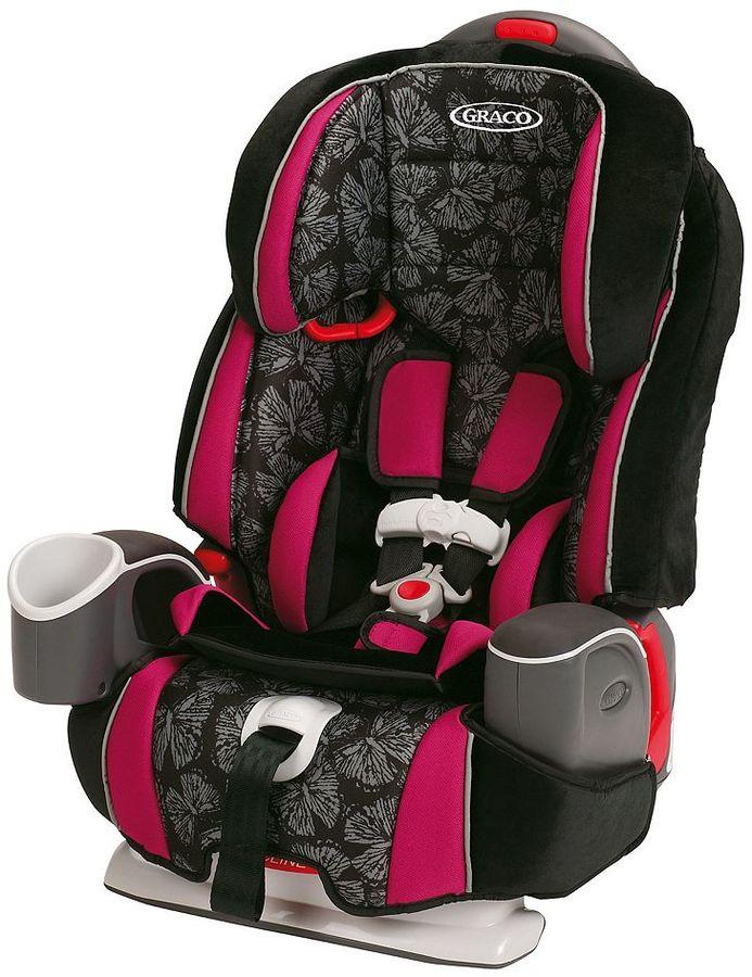 Graco argos 70 3-in-1 car seat - butterfly bliss