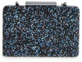 Sole Society Gladice Crystal Minaudiere - Blue