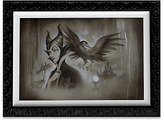 Disney Maleficent ''My Pet You Are My Last Hope'' Limited Edition Giclée by Noah