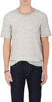 Rag & Bone Men's Tripp Cotton-Wool Short-Sleeve Sweater