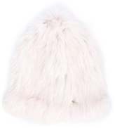 Yves Salomon Rabbit Fur Beanie