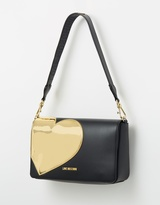 Love Moschino Flap Bag with Heart