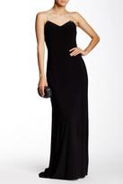 Marina Rhinestone Gown