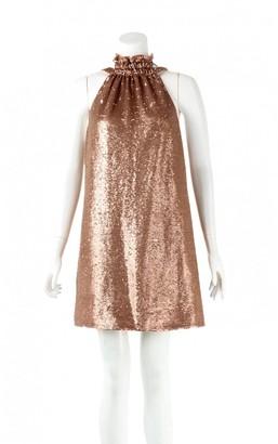 C/Meo Metallic Polyester Dresses