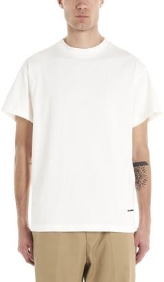 Jil Sander 3-Pack Logo T-Shirt