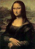 Leonardo 1art1 Posters Da Vinci Poster Art Print - La Gioconda (12 x 9 inches)