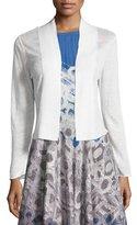 Nic+Zoe Daybreak Linen-Blend Cardigan, Plus Size
