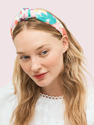 Kate Spade Painted Petals Headband