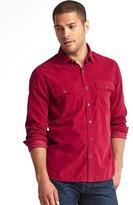 Gap Cord pocket shirt
