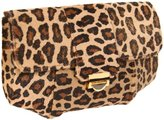 Blair Leopard Clutch