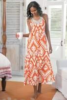 Soft Surroundings Bali Gown
