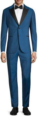 Paul Smith Soho Tailored-Fit Wool-Mohair Evening Suit