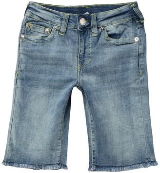 True Religion Geno SE Frayed Shorts