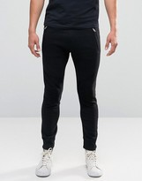 Diesel P-Work Sweat Pants Biker Knee Detail