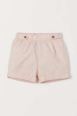 H&M Cotton Shorts - Pink