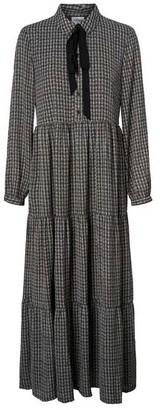 Vero Moda Individual Ankle Dress Jadette - XS