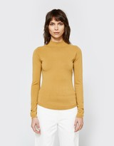 Lemaire Second Skin High Neck Sweater