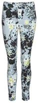 Erdem Sidney Printed Cropped Cotton Trousers