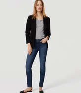 LOFT Modern Skinny Jeans in Classic Mid Vintage Wash