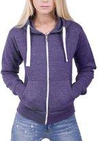 Hai Le Vogue Ladies Girl NEW PLUS SIZE Zip Up Sweatshirt Hooded Hoodie Coat Jacket Top 8-5XL