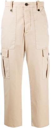Zadig & Voltaire Pilote Bord straight-leg cargo trousers