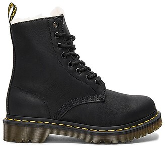 Dr. Martens 1460 Serena Faux Fur Lined Boot