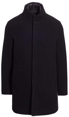 Emporio Armani 3-In-One Car Coat